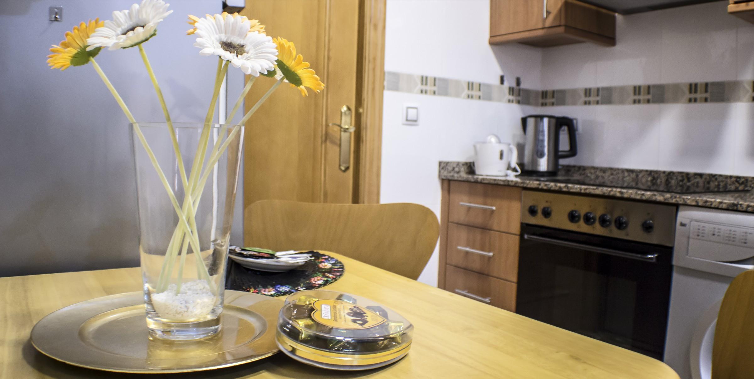 Apartamento Valencia Center alquiler por días