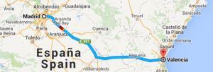 llegar-de-Madrid-a-Valencia-en-coche