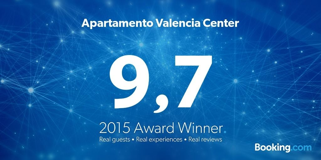 Apartamento Valencia Center Premio Booking.com